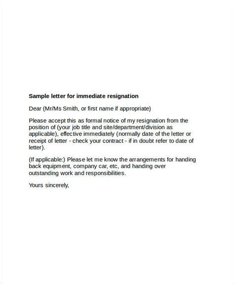 Resignation letter format in kuwait sample resume for job change resignation letter format in kuwait handover letter example since i will be on my leave spiritdancerdesigns Gallery