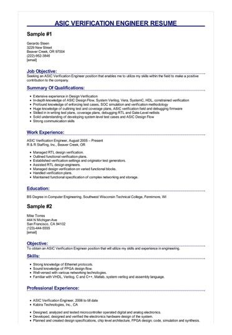 resume asic design engineer 2 resume format for hardware and networking careerride - Asic Design Engineer Sample Resume