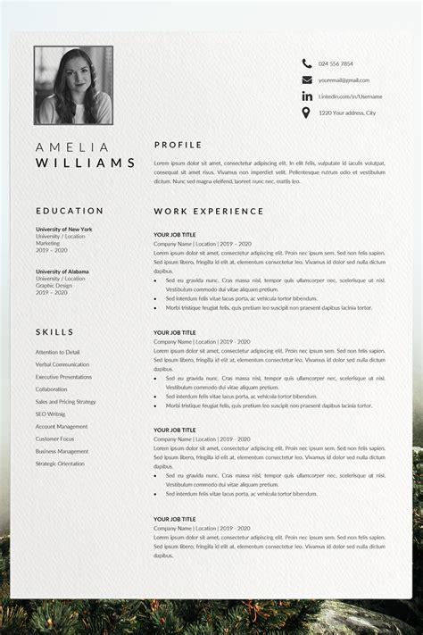 Resume Builder Near Me Amazing Cv Templates That Impress