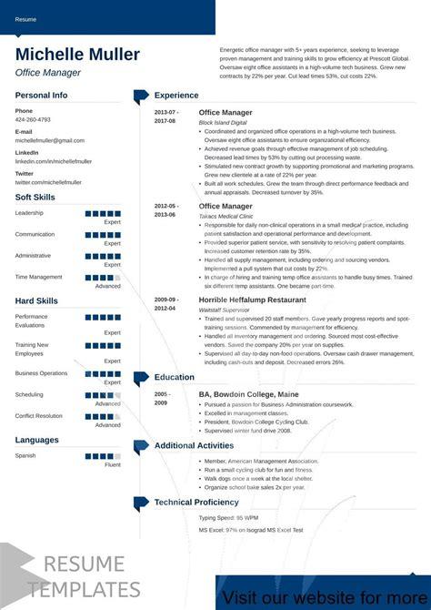 resume maker mac