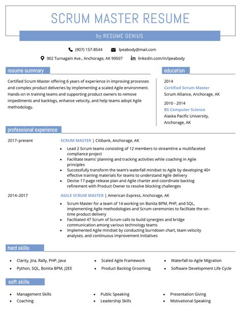 Resume Builder Project Documentation Master Resume Writer Certified Resume Writer Pennsylvania