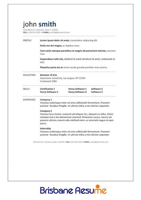 resume consultant brisbane brisbane professional resume consultants 07 3372 1288