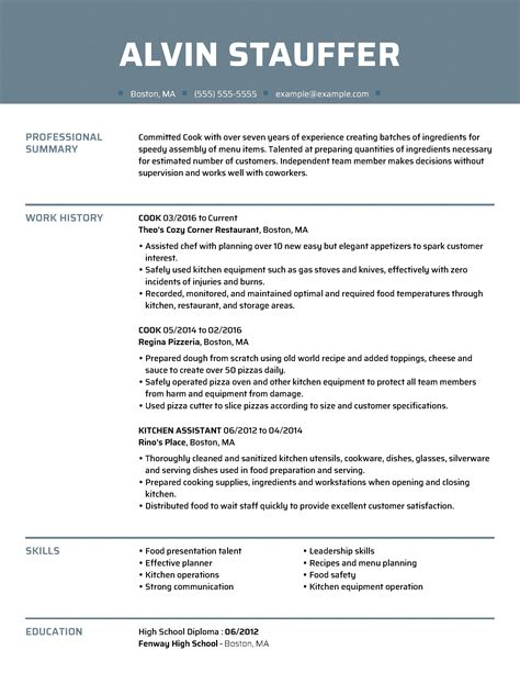 Resume Example Accomplishments Example Of A Functional Resume The Balance