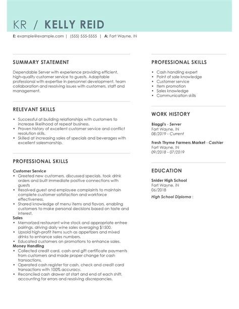 resume example princeton great resume examples sales