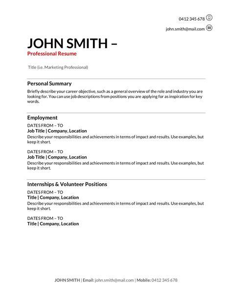 Resume Examples Cna Job Make A Free Printable Resume Eresumes4vips