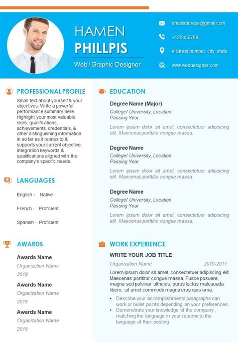 Resume Examples Self Introduction Interview Resume Ixiplay Free