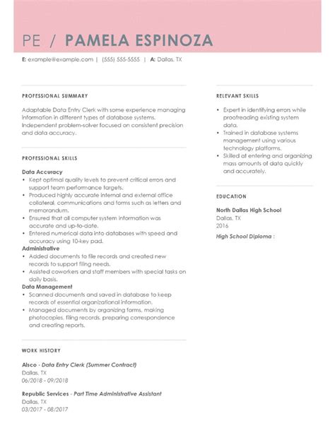 virtual assistant resume samples visualcv resume samples database - Resume Sample For Virtual Assistant