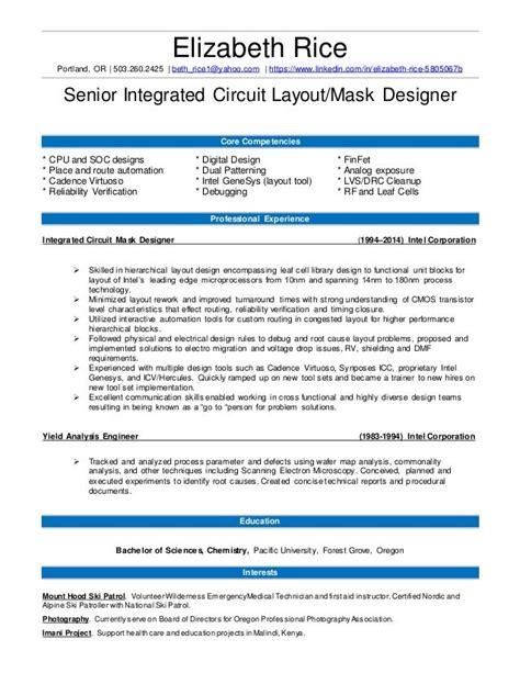 resume for ic layout designer ic layout designer resume example mightyrecruiter - Ic Layout Engineer Sample Resume