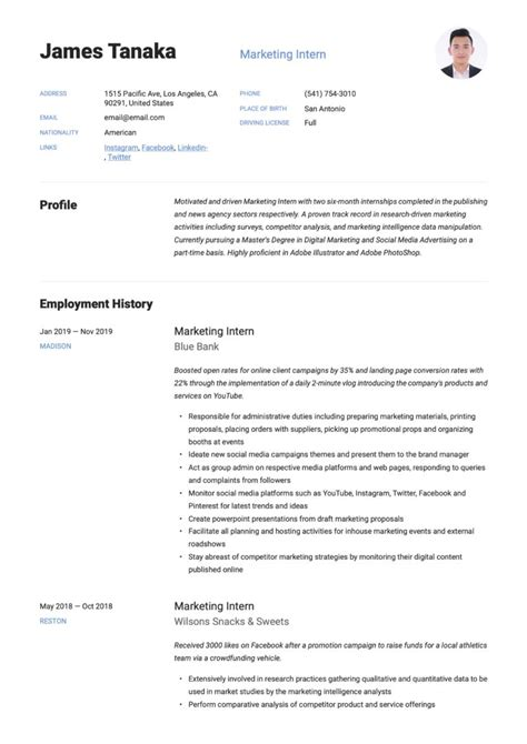 resume objective writing help
