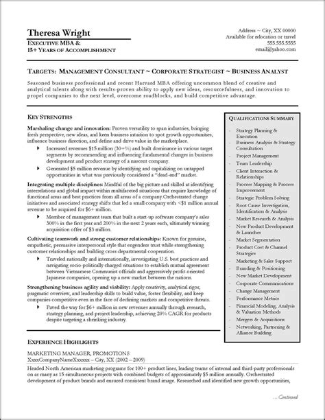 Best Victor Cheng Consulting Resume Contemporary - Simple resume .