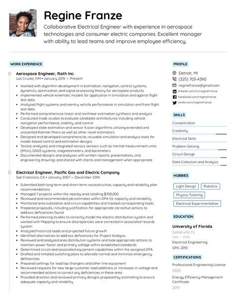 resume format electrical engineer power plant electrical engineer resume sample - Power Plant Engineer Sample Resume