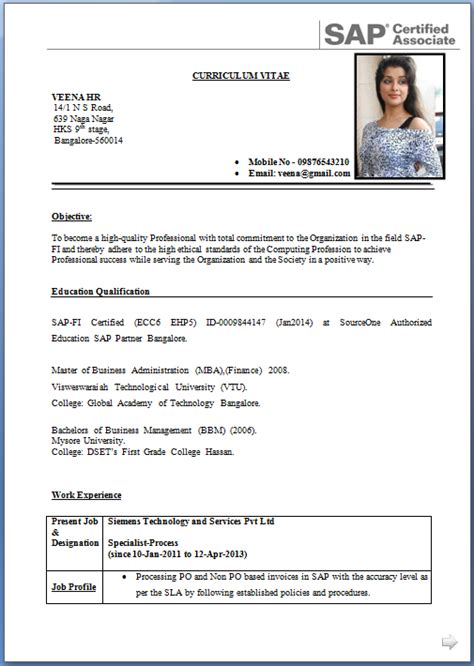 Resume For Bbm Students Resume For Bbm Students Resume Format For Bbm Students Professional