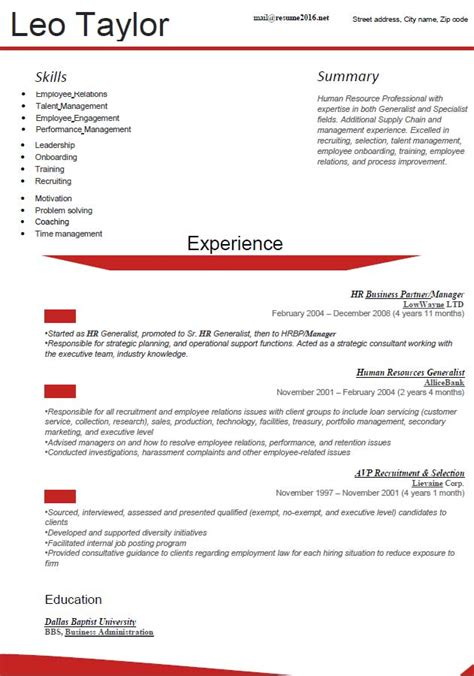 Resume Format Pdf Latest Resume 2016 Latest Resume Format And Samples