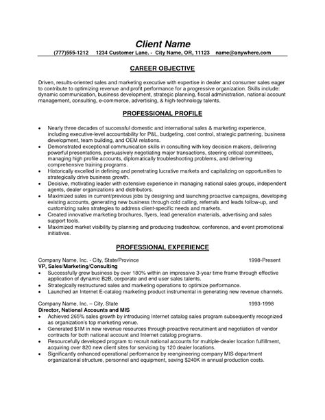 Resume Format Objective Resume Objective Examples And Writing Tips The Balance