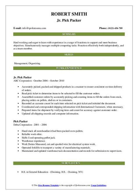 Resume Formats Ms Word Resume Formats Pick The Best One In 3 Steps Examples