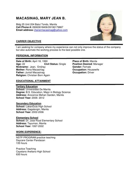 resume formatting examples resume examples and writing tips the balance formatting for resume