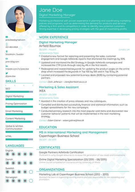 resume heading layout what is a resume 1st writer - Resume Heading