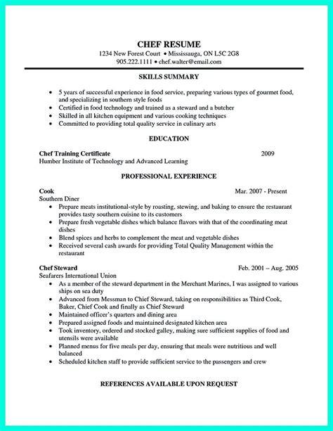 proper resume format canada
