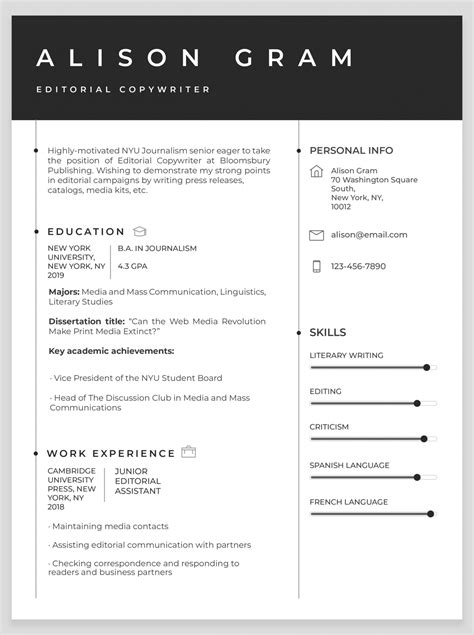 resume how to describe language skills human resources business