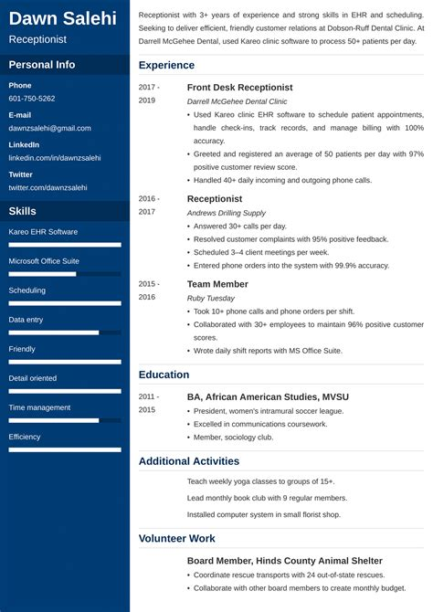 Resume In Docx How To Select The File Format For Your Resume