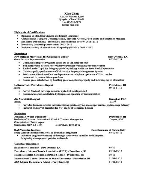 Resume International Student Sample Student Resume And Tips