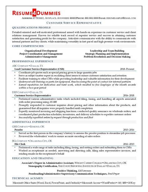 resume job description customer service customer service representative job description for resume - Customer Service Representative Job Description Resume