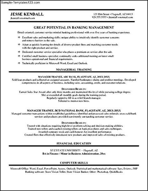 resume template banking jobs resume for teller bank teller resume ...