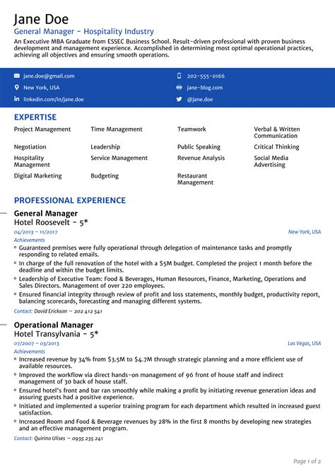Resume Job Title Descriptions The Job Title Section Of Your Resume Careerplanner