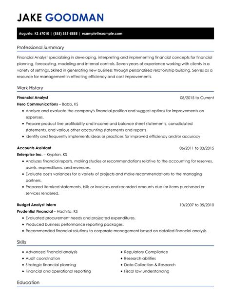 resume objective examples underwriting