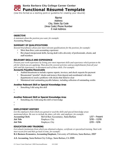 Resume Outline College Student College Resume Example Free Sample College Resumes