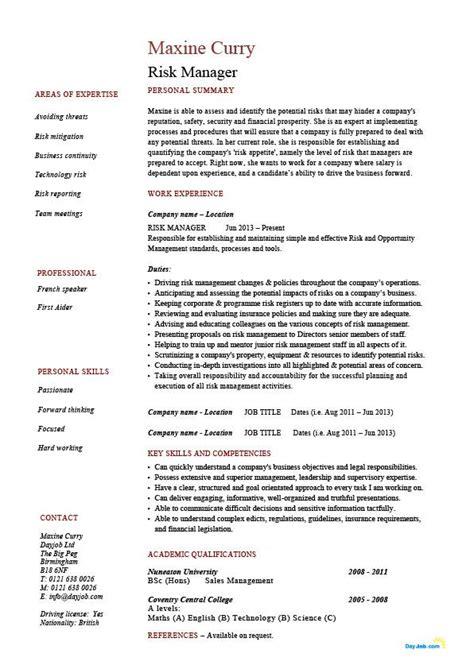 risk management resume asset manager resume equity trader cover