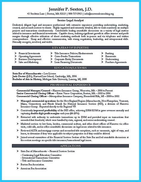 Resume Sample For Legal Jobs Attorney Resume Legal Resume Legal Cover Letter