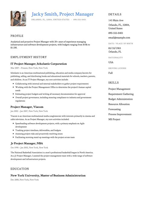 resume sample of project coordinator project coordinator resume sample job interview career - Project Coordinator Resume Samples