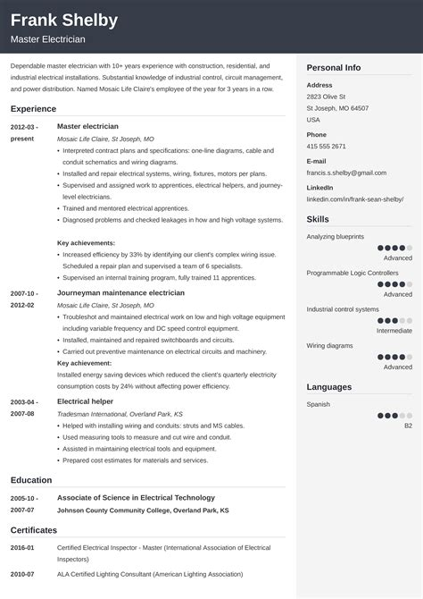 Resume Sample For College Application Top 12 Tips To Perfect Your College Application Resume