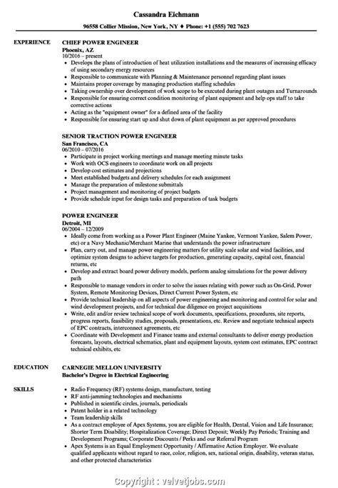 resume samples for power plant engineers thinkenergygroup engineering energy power plant jobs - Power Plant Engineer Sample Resume