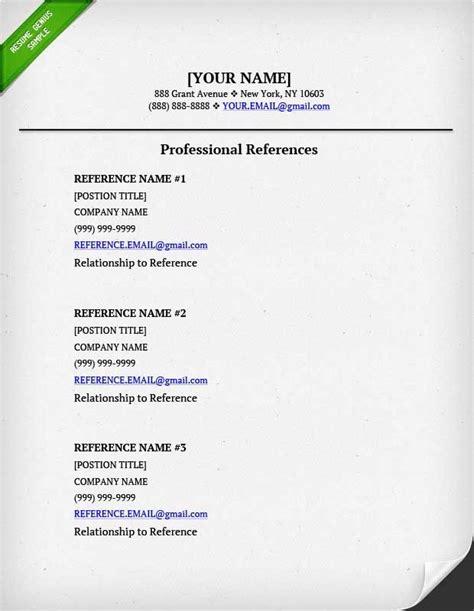 resume setup sheet standard job reference page template damn good resume guide resume page setup resume setup