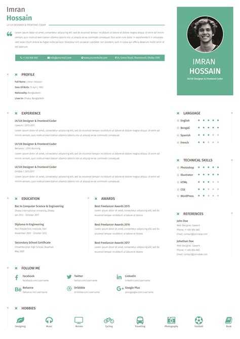 resume software download free download 250 free resume templates and win the job - Free Resume Software Download