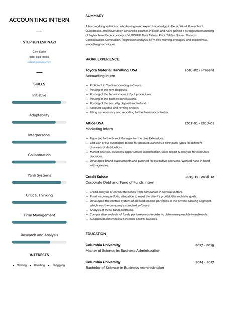 accounting internship resume samples accounting internship resume resume template for accounting internship accounting internship resume sample