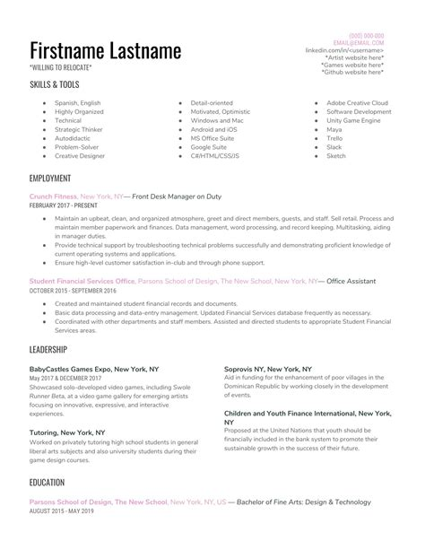 resume template word reddit | resume format for engineering, Invoice examples