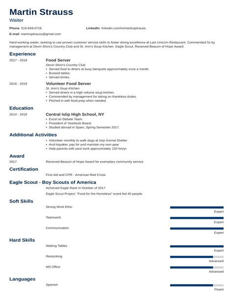 resume template for educators teen resume sample template monsterca - Teen Resume Samples