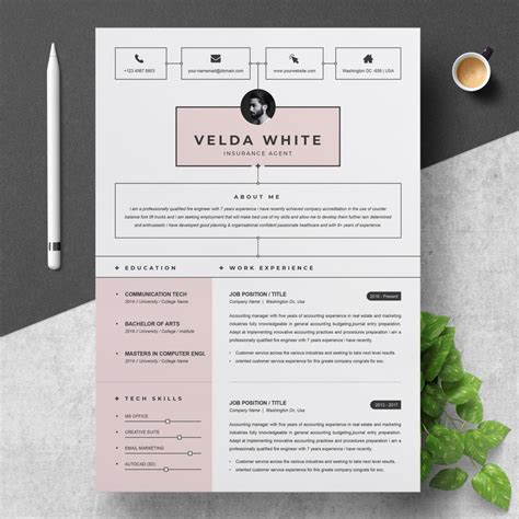 Resume Templates In Word On Mac Mac Resume Template 44 Free Samples Examples Format