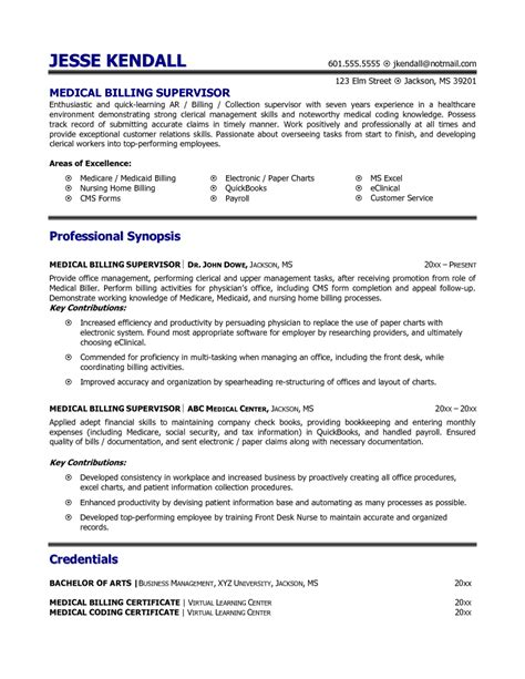resume templates for medical billing and coding sample medical billing resume medical billing resume - Sample Medical Billing Resume
