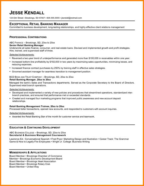 resume intro examples resume title examples of resume titles