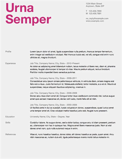 resume title resume title tips