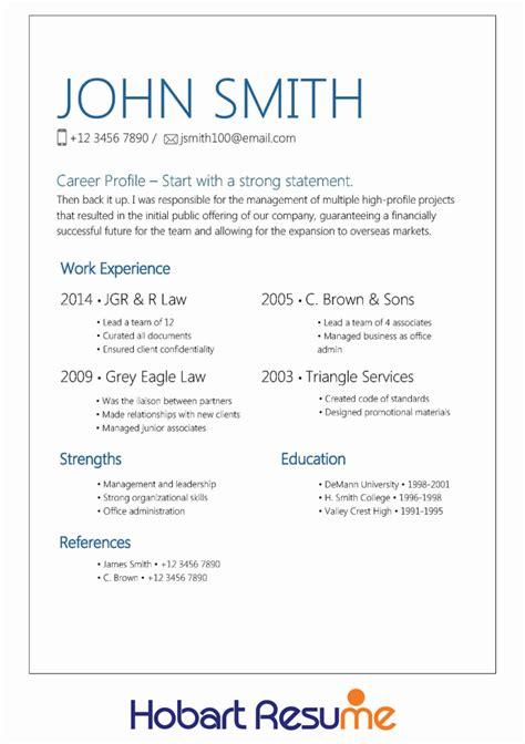Resume Writing Services Launceston Jobs In Hobart Tasmania Careerone