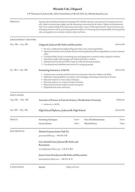 professional resume writers jacksonville fl certificate template