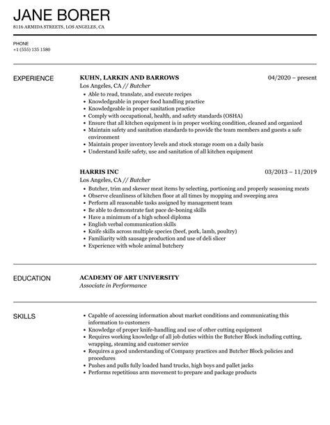 resume xml example