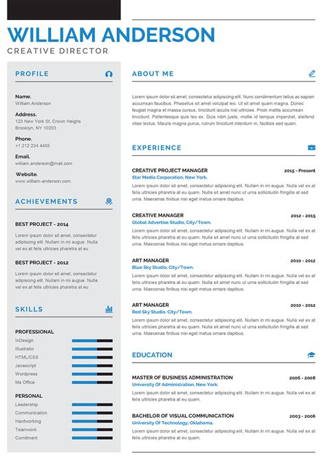 resumes format resume formats with examples and formatting tips - Resume Formatting Tips