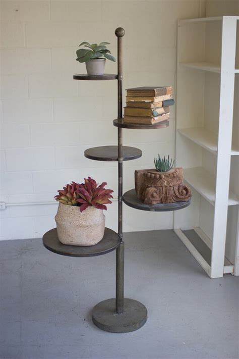 Reubens Multi-Tiered Plant Stand
