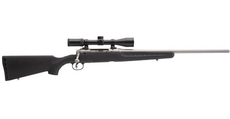 Savage-Arms Review Savage Arms Axis Ii Xp Stainless 308.